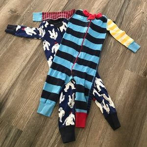 Hanna Andersson Pajamas 12-18 Months